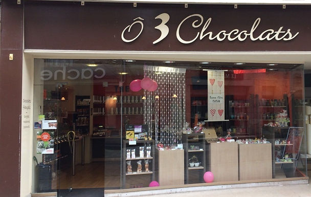 O 3 Chocolats