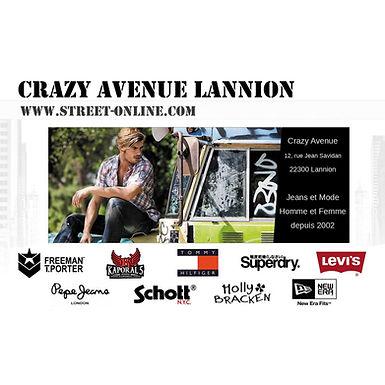 Crazy Avenue