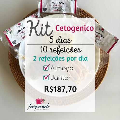 Kit Dieta Cetogenica