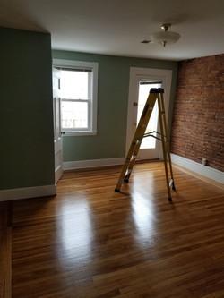 Brookline Residential Painting