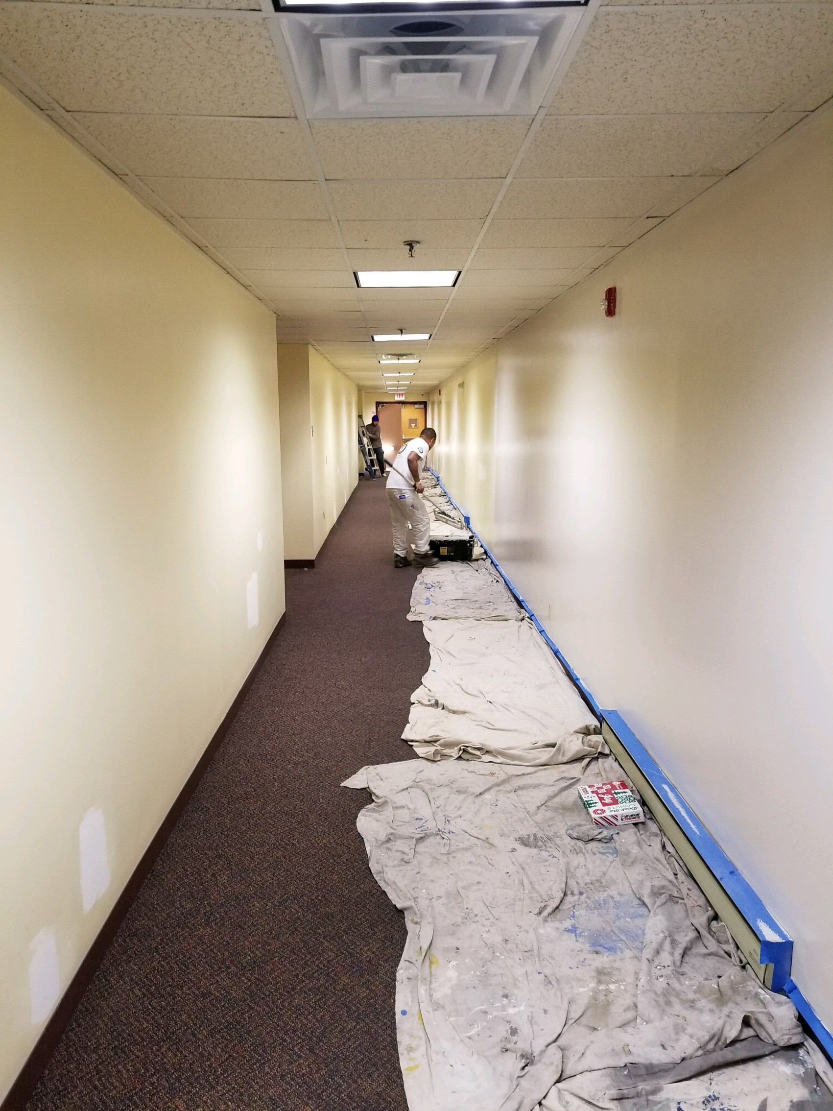 Somerville Commercial Painter