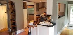 Lexington Kitchen Cabinets
