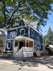 Somerville  Exterior Painting