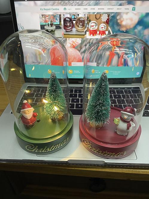 Santa or Snowman Light up