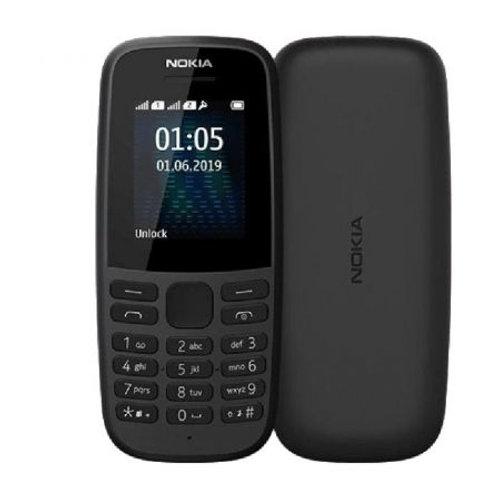 Nokia 105 4th Edition Black New Unlocked