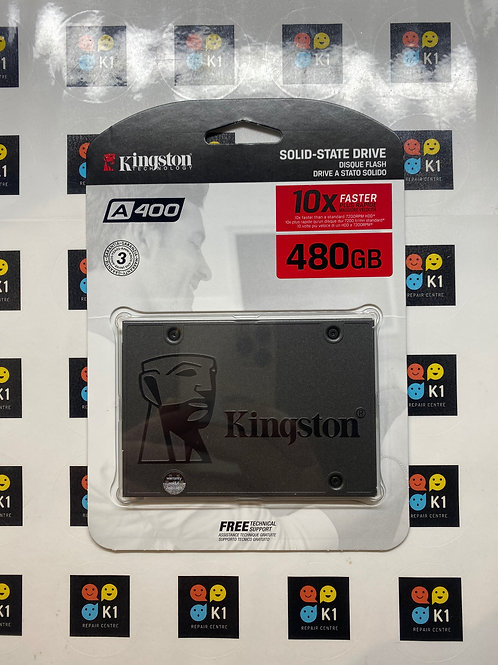 """480GB Kingston A400  SSD 2.5"""" Solid State Drive"""
