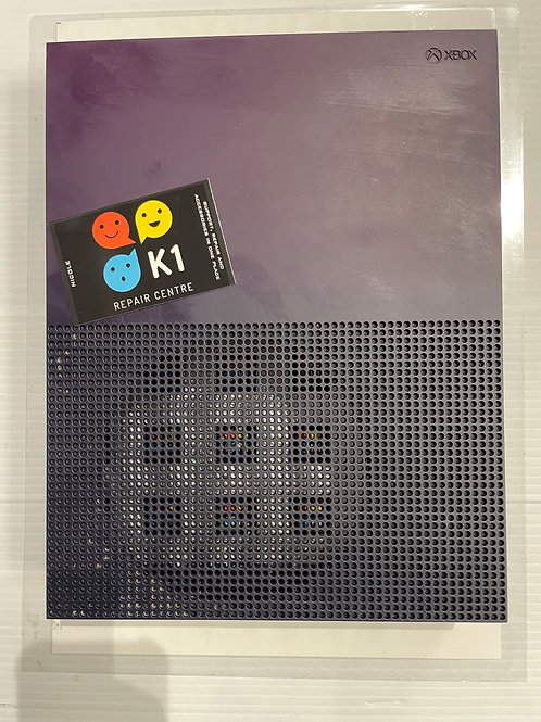 Genuine Microsoft xBox One S Purple Top Housing X900658-028