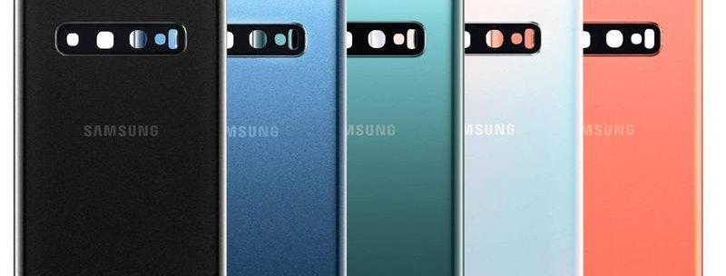 Samsung Galaxy S10 Back Glass Repair Service