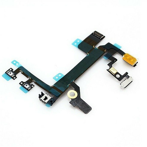 iPhone 5C Power Flex Cable Volume Button & Mute Switch