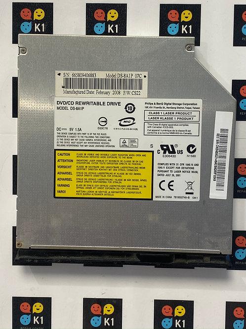 DS-8A1P CD/DVD