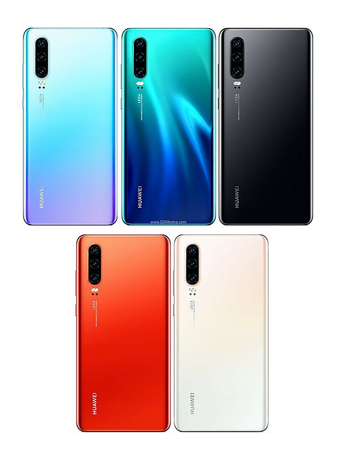 Huawei P30 ELE-L29 Back Glass Replacement Service