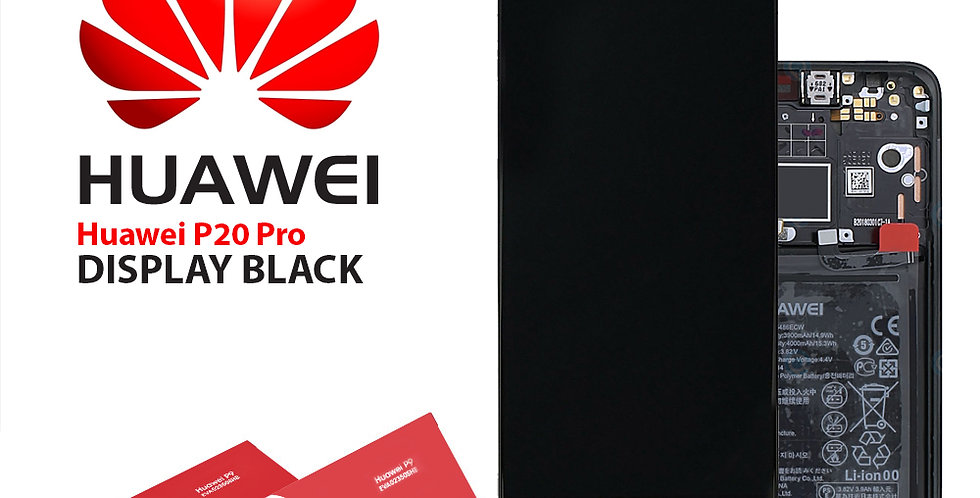 Huawei P20 Pro LCD Screen Repair Service