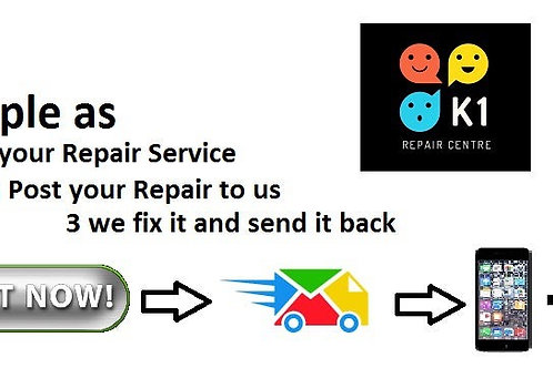 Mail in Repair Service For iPhone X Screen LCD