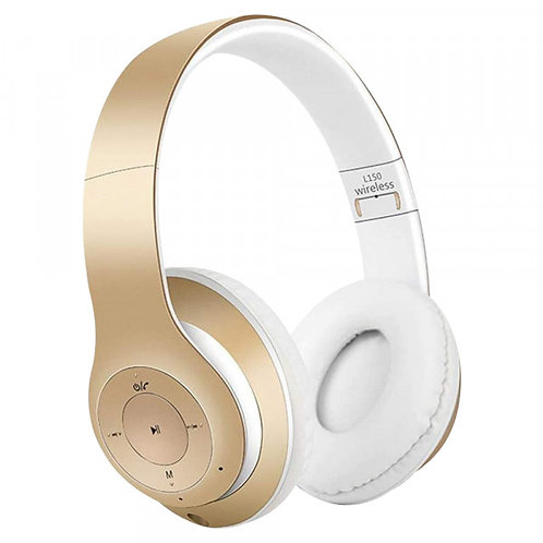 Brand New SOLO L150 Bluetooth Stereo Headphone in Gold