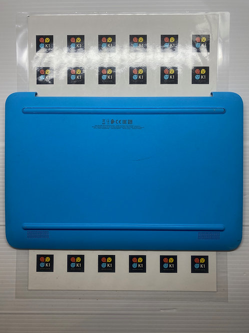 HP Stream 14-AX Series Blue Bottom Cover Grade 'C'