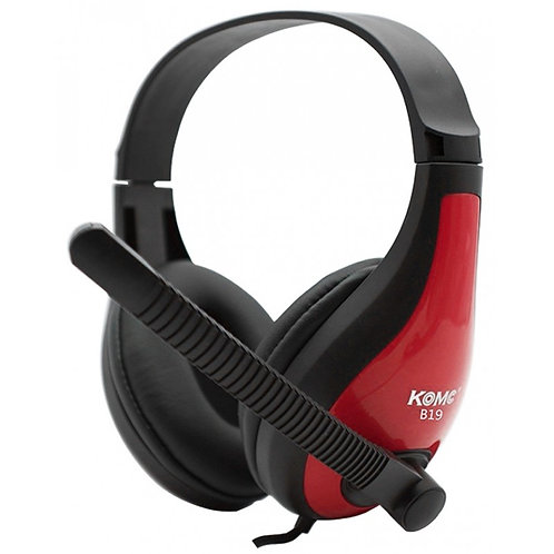 Brand New KOMC B-19 USB Stereo Headphone