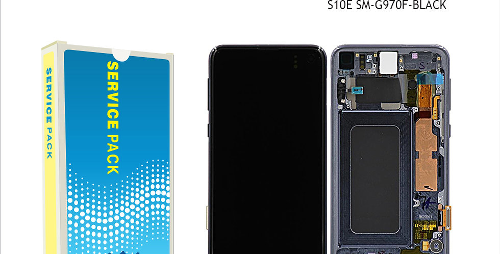 Samsung Galaxy S10E LCD Screen Repair Service