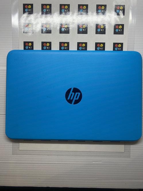 HP Stream 14-AX Series Blue Top Lid Cover Grade 'B'