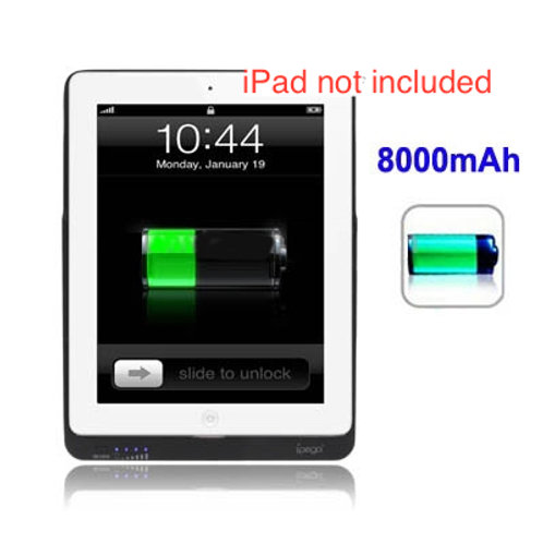 Battery Pack for iPad 2, iPad 3