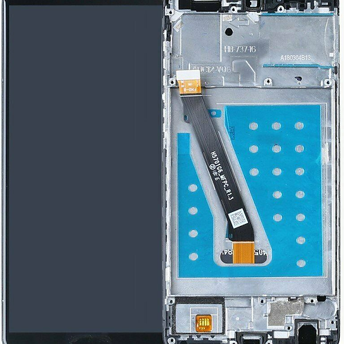 Huawei P Smart 2018 LCD Touch Screen Display Replacement with Frame