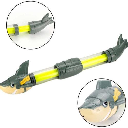SHARK HEAD SUPER SHOOTER WATER SPRAYER