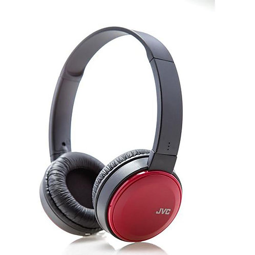 Brand New  Bluetooth Stereo Headphone HA-S30BT-R in Red