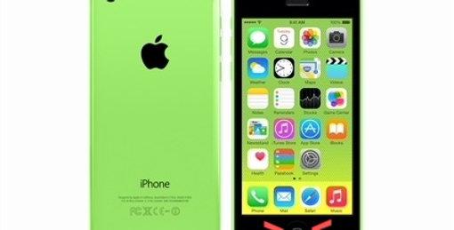 iPhone 5cHomeButtonRepair Service