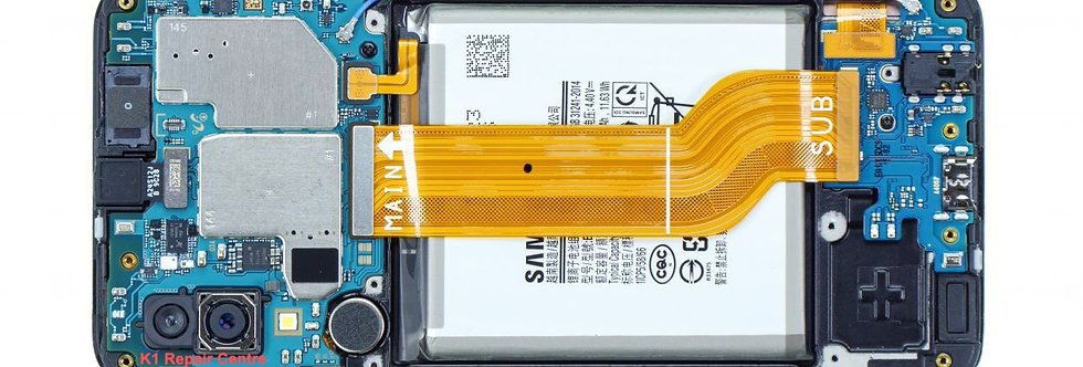 Samsung Galaxy A40 Not Charging Black Screen Repair Service