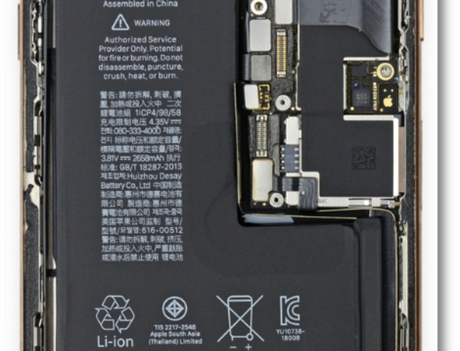 iPhone XS Max Battery Repair Replacement Service