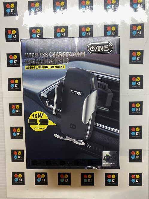 ANG 309 Wireless Car Charger Mount 10W fast Charge