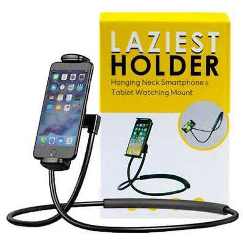Laziest Neck or Waist Phone  Holder