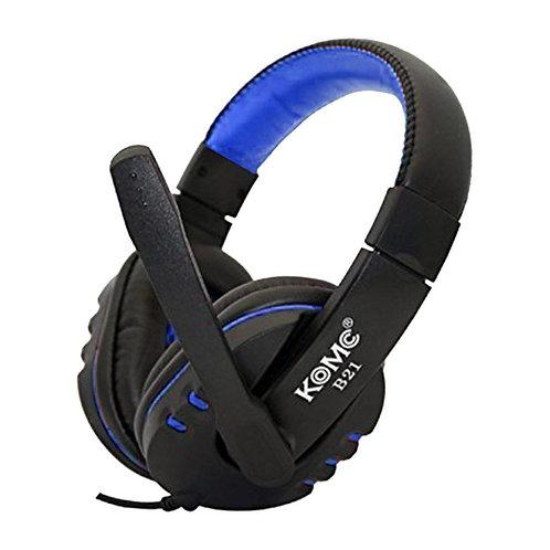 Brand New KOMC B-21 USB Stereo Headphone