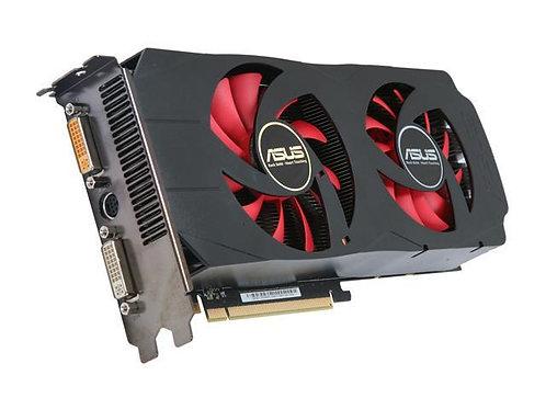 ASUS Radeon HD 4890 Graphic Card used