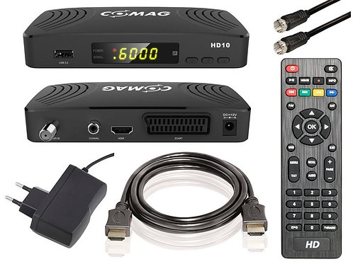 Comag HD10 HDTVSatellite Receiver