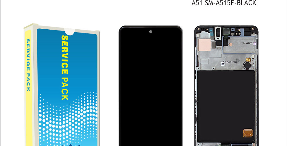 Samsung Galaxy A51 LCD Screen Repair Service