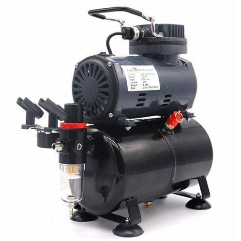 Switzer AS186 Airbrush Compressor