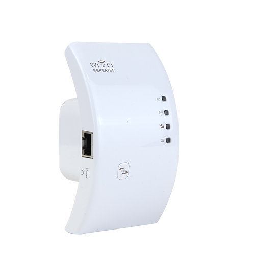 Wireless Network Repeater, Wifi Access used