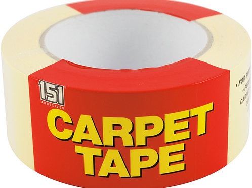 151 CARPET TO FLOOR TAPE 48MM X 25M