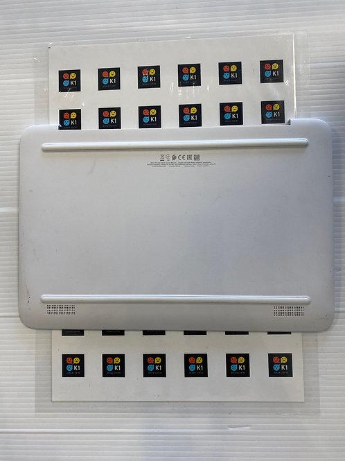 HP Stream 14-AX054SA White Bottom Cover Grade 'B'