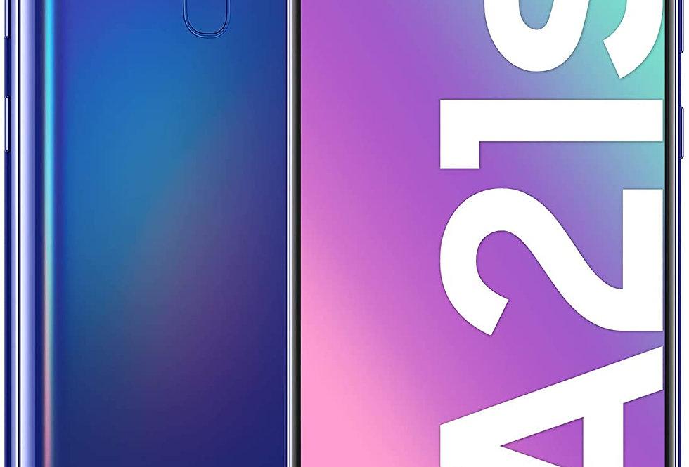 Samsung Galaxy A21S LCD Screen Repair Service