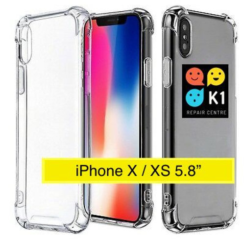 Anti Burst Protection Case for iPhone X / XS 5.8""