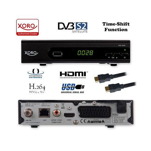 Xoro HRS Digital Satellite Receiver
