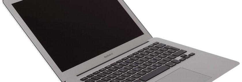 Apple MacBook Air A1466 Silver Screen LCD Repair Service