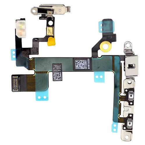 iPhone SE Power Flex Cable Volume Button & Mute Switch
