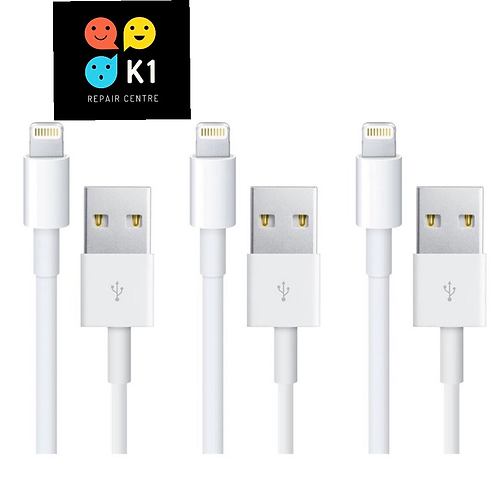 3 x USB Lightning cable