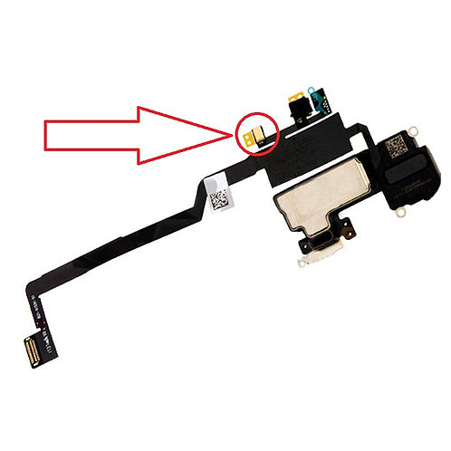 Mail in Repair Service For iPhone Front Microphone