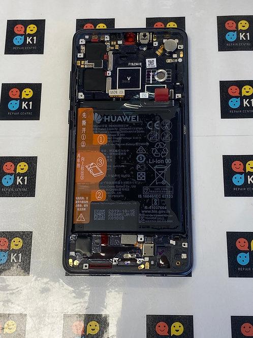 ORGINAL HUAWEI P30 BLACK LCD SCREENFRAME OLED BATTERYELE-L09 ELE-L29