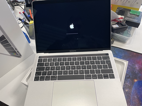 """Apple MacBook Pro 2017 13"""" Touch Bar and finger print model."""