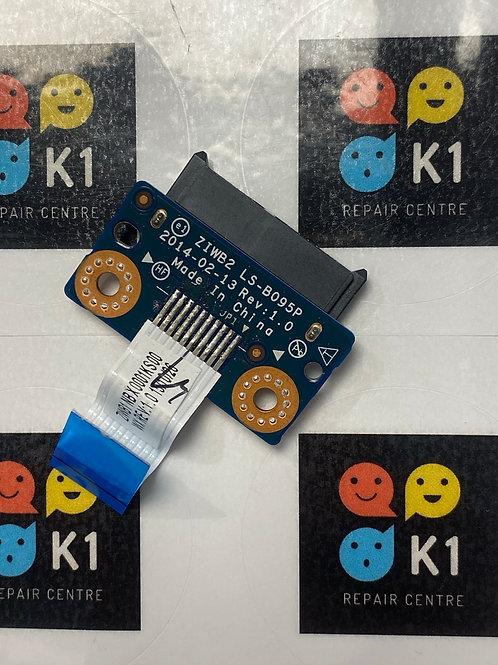 Lenovo B50-30 DVD/CD Connector Board & Cable