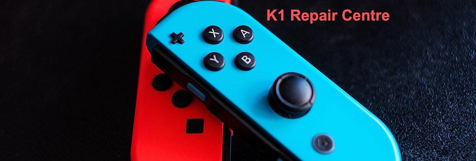 Nintendo Switch Joystick Repair Service